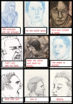 Faces-Page3- Comic Book Poem