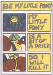 Be My Little Pony_ComicBookPoem