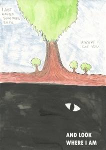 BlackFact- Page 2 - Comic Book Poem