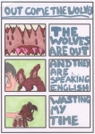 Out Come The Wolves_ComicBookPoems
