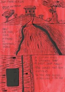 Places- Page 2- Comic Book Poem