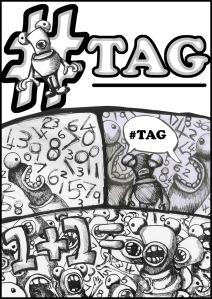 #TAG - ComicBookPoem