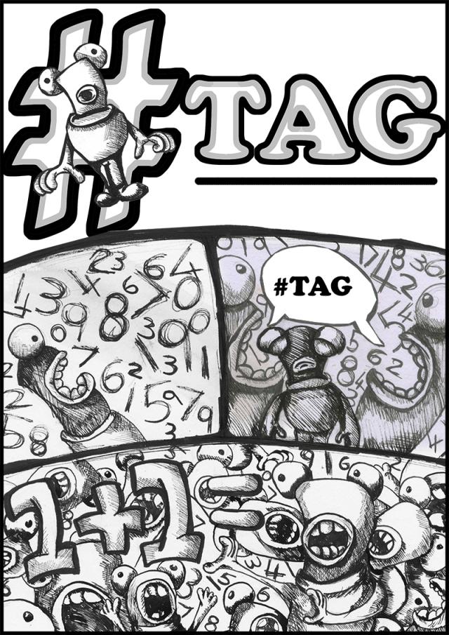 #TAG - ComicBookPoem