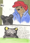 TheAdventuresofHomegameBear- Page 3- Comic Book Poem